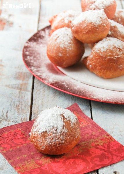 Oliebollen {buñuelos de azúcar holandeses} | L'Exquisit