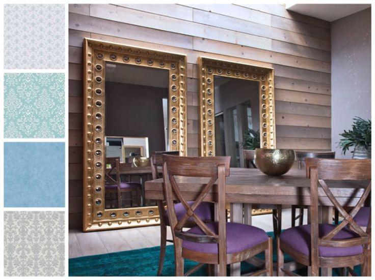 Limpieza feng shui el piso banquetas y espejo for Espejos feng shui decoracion