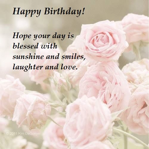 Birthday Roses Quotes: 121 Best Images About HAPPY BIRTHDAY On Pinterest