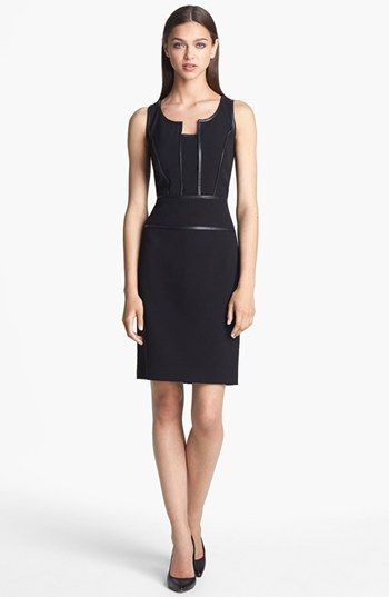Marc New York by Andrew Marc Sheath Dress available at #Nordstrom
