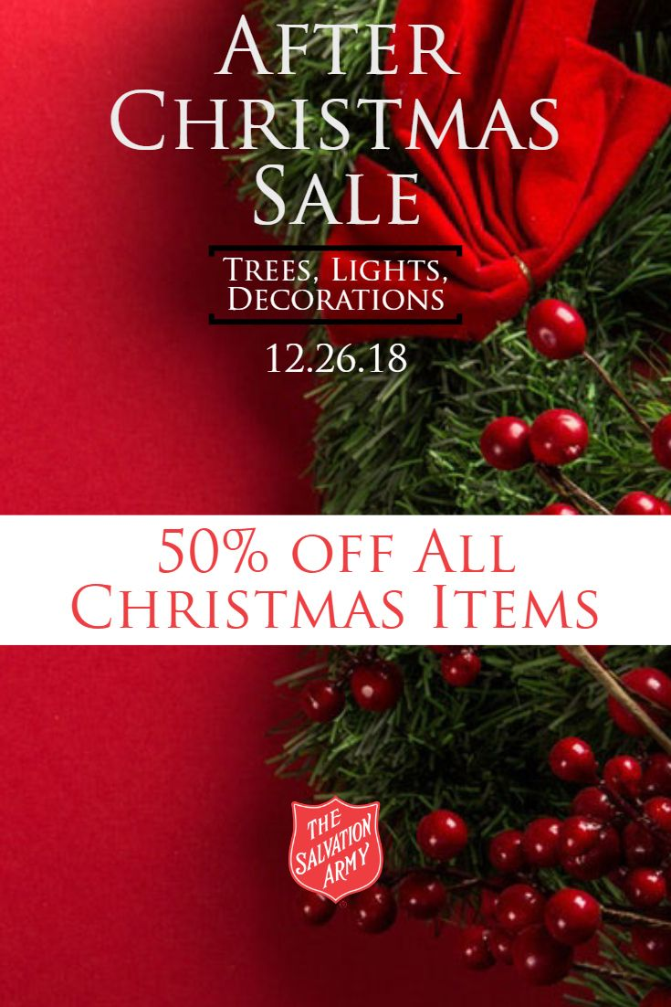 Shop Our After Christmas Sale To Get A Head Start On Next Year S Christmas Decor Get 50 Off All Christmas Item Christmas Sale After Christmas Christmas Items