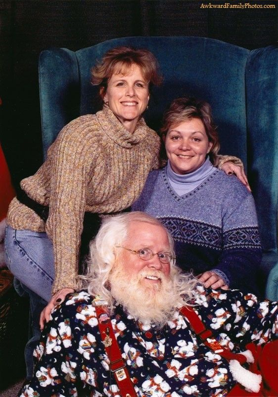 awkward family photos | Hilariously Awkward Holiday Family Photos