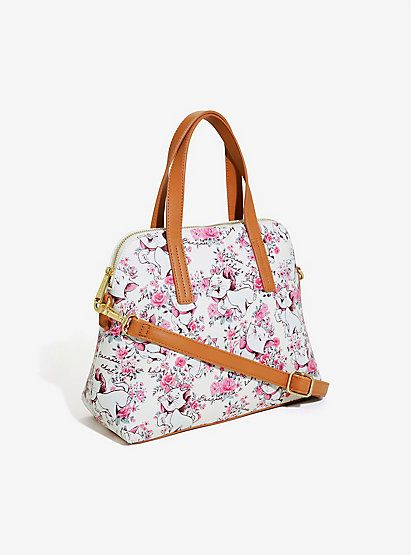 Loungefly Disney The Aristocats Marie SatchelLoungefly Disney The Aristocats Marie Satchel,