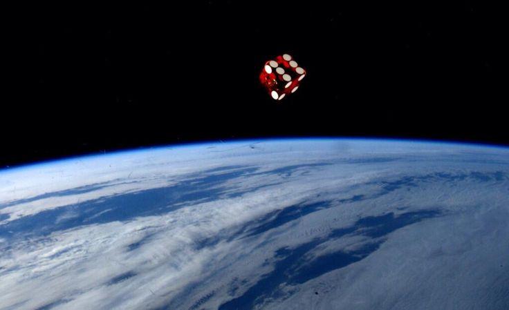 A metaphor for life? by astronaut Reid Wiseman