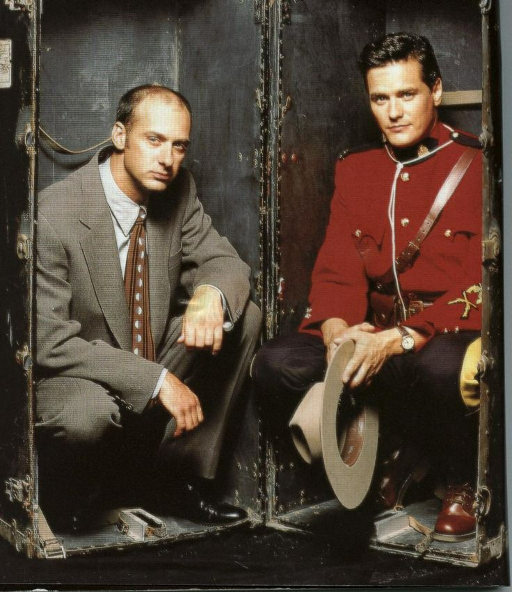 Due South (1994-1999)  Loved Paul Gross as Constable Benton Fraser...definitely in my top ten best characters of all time