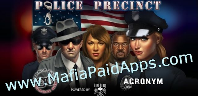 Police Precinct: Online v1.0 APK   Gang activity in your city is on the rise but even worse there's a murderer at large; you and your team must solve the case before he strikes again or escapes your jurisdiction. We need your help NOW! Police Precinct: Online is a cooperative board game of skill and strategy for board game lovers. Based on the popular board game by Common Man Games Police Precinct challenges you to work as a team in order to clean-up crime in the city and put this murderer…