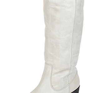 Guava-calf-Length-Leather-Boots-Off-White-0