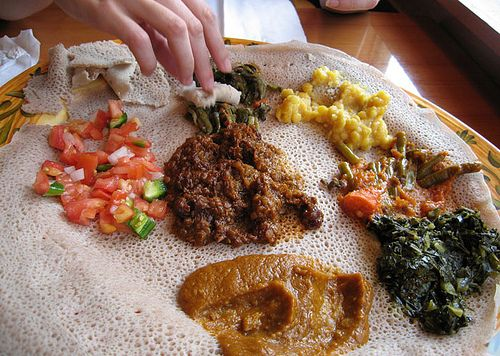 Ethiopian food for beginners. This is an excerpt from the Food & Drink chapter of Lonely Planet's guide to Ethiopia & Eritrea.
