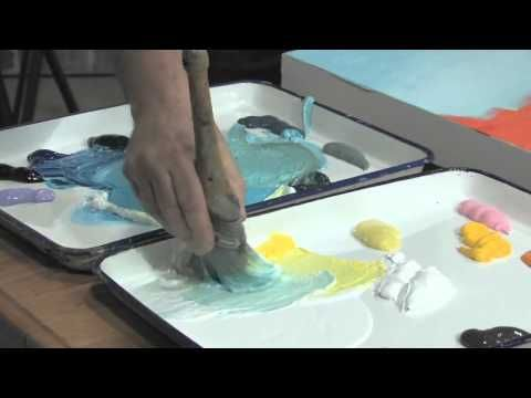 ▶ The Instant Abstract Artist: Landscapes - YouTube