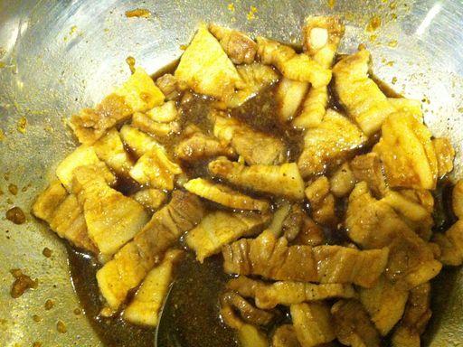 Travers de porc aux épices : Recette de Travers de porc aux épices - Marmiton