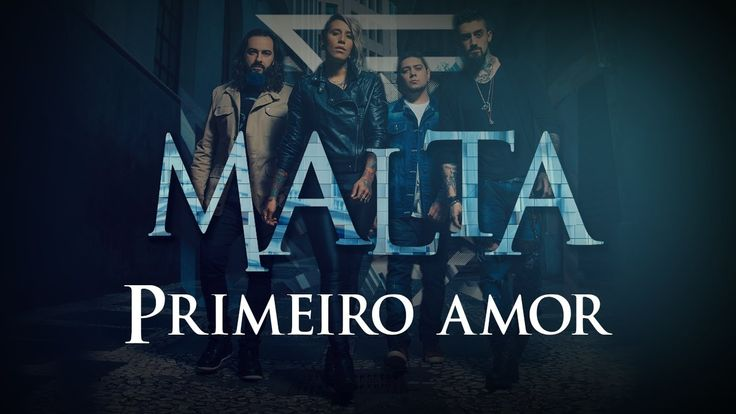 Malta - Primeiro Amor Part. Marcos & Belutti Lyric Video (Álbum Indestru...