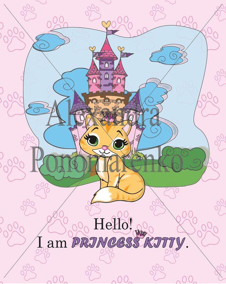 #princess_kitty #book_illustration #drawing #illustration #cartoon_illustration  #drawing #digital_art #sketch_book #рисунок_на_заказ  #lovewhatido #inspiration
