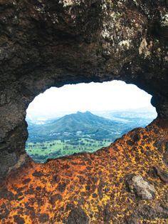 20 Great Oahu Hikes - Honolulu Magazine - September 2013 - Hawaii Short hike from Pali lookout