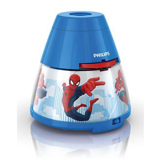projektor spiderman, philips