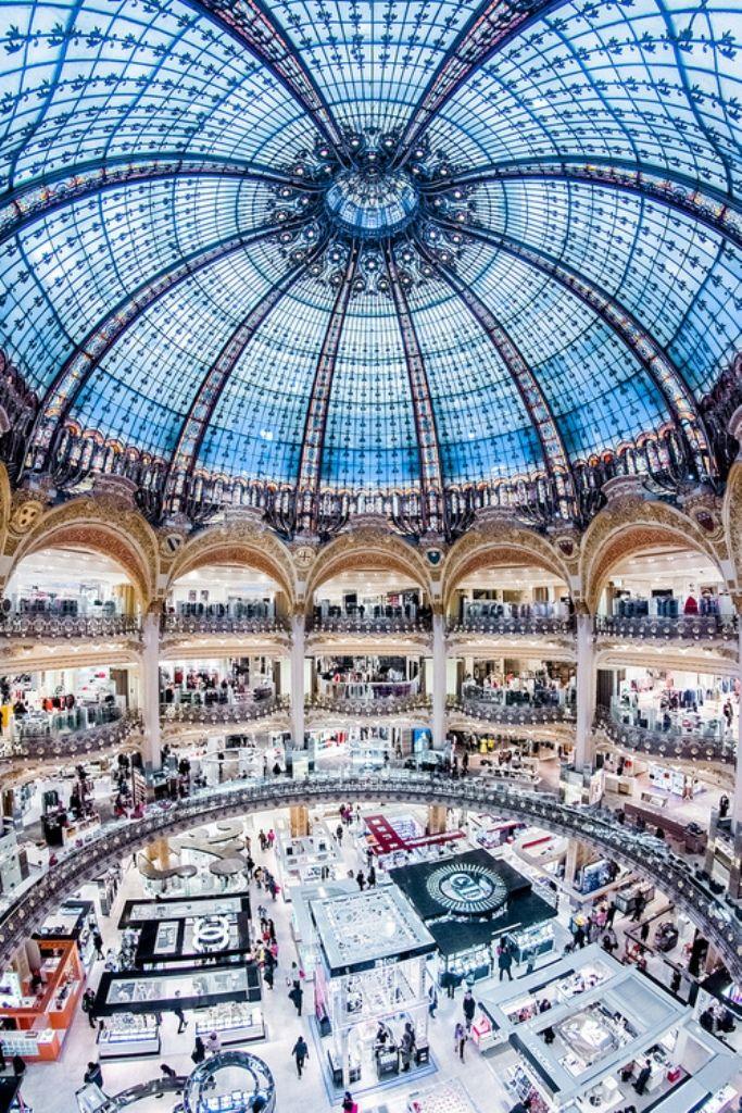 Galeries Lafayette, Paris | France (by Philipp Götze)