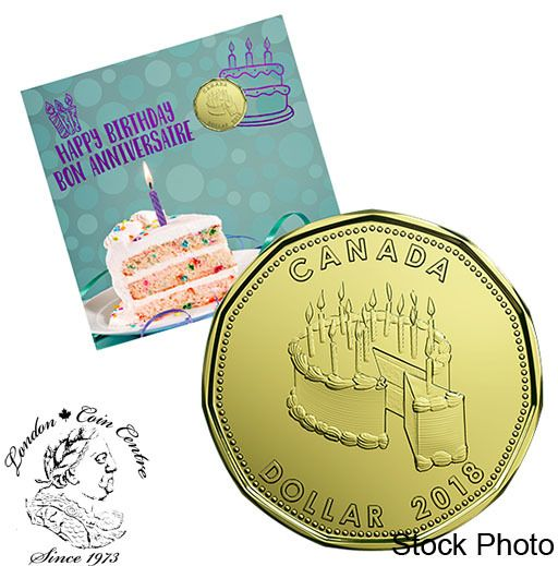London Coin Centre Inc. - Canada: 2018 Birthday Gift Coin Set, $21.95 (http://www.londoncoincentreinc.com/canada-2018-birthday-gift-coin-set/)