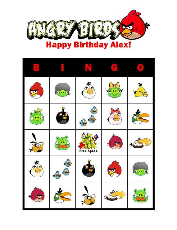 angry birds board game instructions