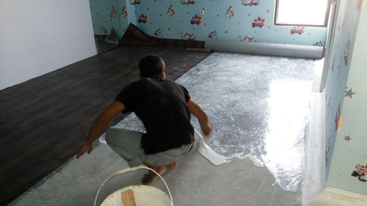 Hasil pemasangan lantai vinyl kami di Rsia Ananda Makassar Distributor tunggal lantai vinyl produk jepang Anti Bakteri, anti air, anti statik & anti kimia (tahan terhadap cairan pembersih yg keras) Garansi produk 5 tahun & produk kami bersertifikat ISO International.  Office : Jl.Sungai Saddang Baru No 46 Makassar  Wa : 082189892999