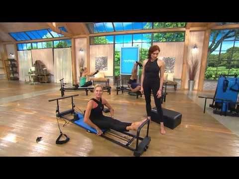236 Best Pilates Machine Images On Pinterest Pilates Mat