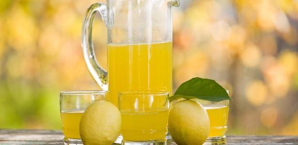 Suco de limão puro antes das refeições melhora digestão e evita inchaço