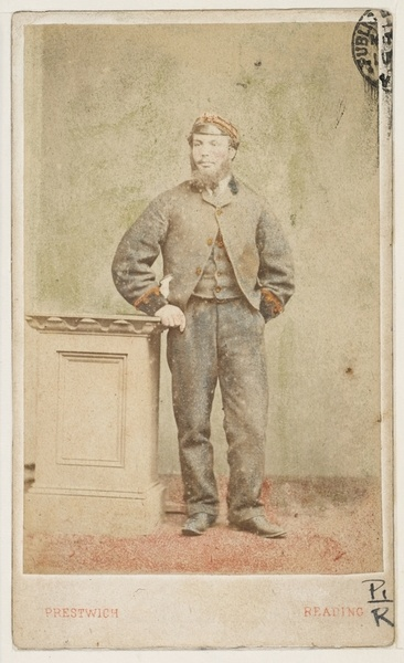 This is Captain John Ross.  He was the captain on the ship Hashemy, one of the last convict ships that came to Australia.