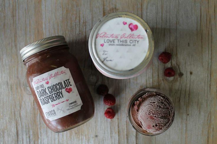 Dairy Free Dark Chocolate Raspberry / Fiasco Gelato