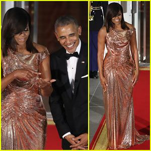 14th & #FINAL #STATE #DINNER On Tuesday, #October18th #2016 the #President Of The United States  #BarackObama and #FirstLady Of The United States  #MichelleObama will welcome the #Italian #PrimeMinister #MatteoRenzi and his #wife, Mrs. Agnese Landini, to the #WhiteHouse on #Tuesday#October18th #2016 for the #last Official Visit and State Dinner It's bound to be a big, glittery affair: Celebrity chef Mario Batali will be in the kitchen, and singer Gwen Stefani will perform after dinner