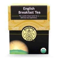 English Breakfast Tea – An invigorating blend of organic black teas