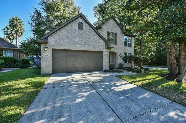 5214 Timber Shade Drive Kingwood Tx 77345 Kingwood Texas Custom Homes House Styles