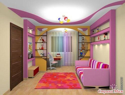 Детская комната. Дизайн. - Страна Мам
