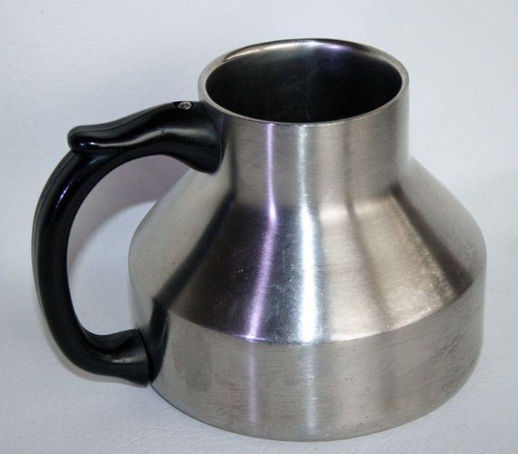 Original Bergschrund Stainless Steel Travel Mug Desktop