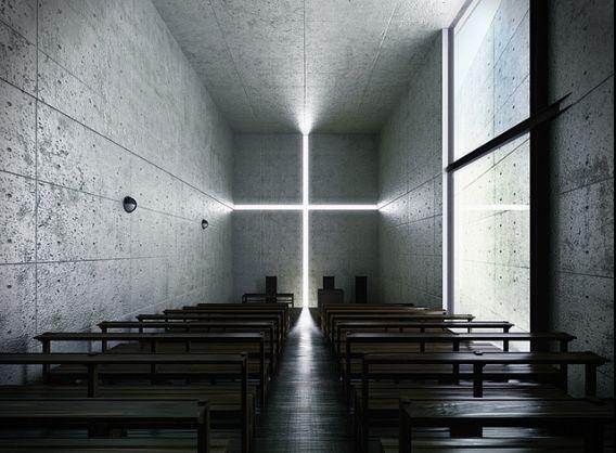 Eglise de la lumière d'Ibaraki