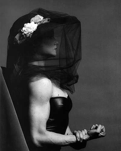 "ROBERT MAPPLETHORPE'S LISA LYON: this picture is in a section headed ""SEXUAL IDENTITY""  lisa lyon was a weight lifter."