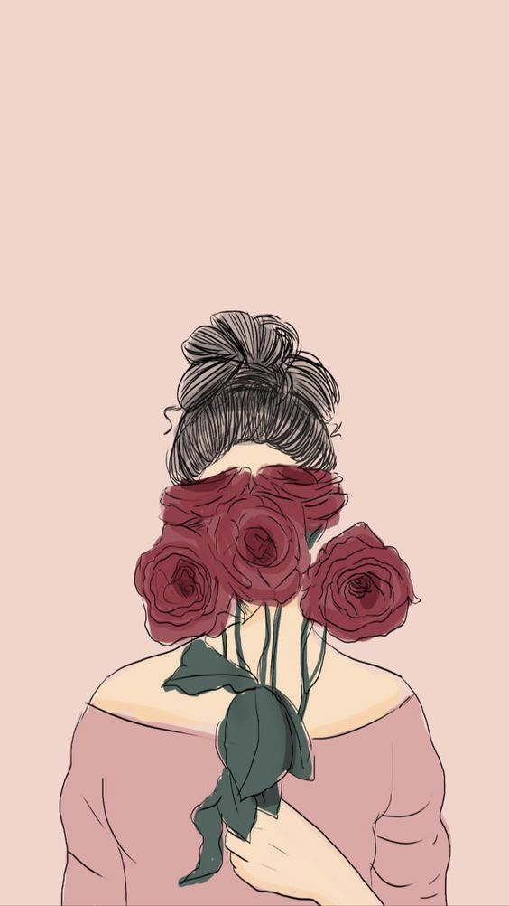 New The Most Great Fall Season Background For Iphone 11 Pro In 2020 Girly Drawings Girls Cartoon Art Girly Art
