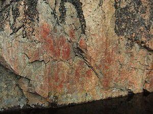 Suomen kalliomaalaukset – Wikipedia