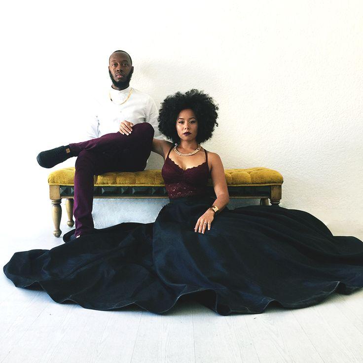 Real Engagements {Los Angeles}: Mercedes & Christopher! - Blackbride.com