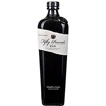 Fifty Pounds London Dry Gin (1 x 0.7 l)