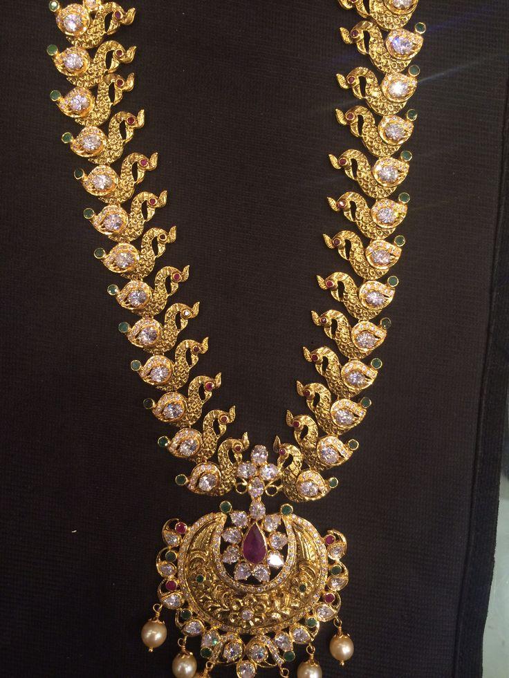 Long necklace Czs 90 GMs