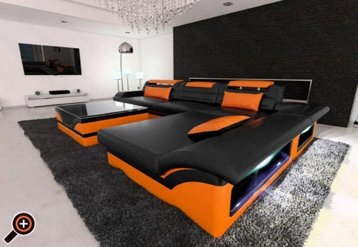 moderne wohnzimmer couch designer couch modernes sofa frs ... - Wohnzimmer Couch