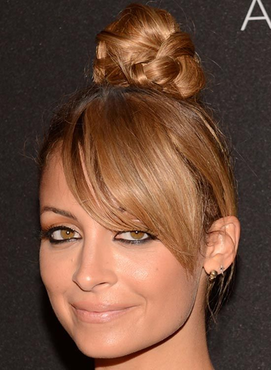 women hairstyles simple asymmetrical
