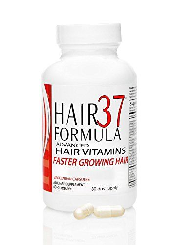 Best price on Hair Vitamins for Faster Hair Growth ADVANCED HF37 Hair Vitamins Best Hair Growth Vitamins 1 month Supply 60 Vegetarian Capsules See details here: http://beautymakeuphub.com/product/hair-vitamins-for-faster-hair-growth-advanced-hf37-hair-vitamins-best-hair-growth-vitamins-1-month-supply-60-vegetarian-capsules/ Truly the best deal for the new Hair Vitamins for Faster Hair Growth ADVANCED HF37 Hair Vitamins Best Hair Growth Vitamins 1 month Supply 60 Vegetarian Capsules! Take a…