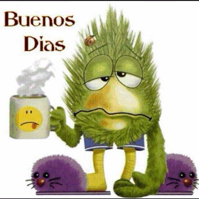 Buenos días ,