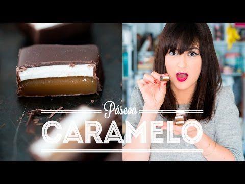(66) BOMBOM DE MARSHMALLOW E CARAMELO coberto de CHOCOLATE aka CHOCO CARAMELLOW | PÁSCOA | DANI NOCE - YouTube