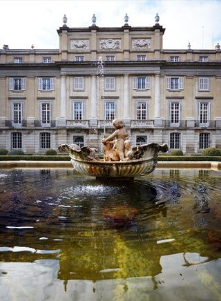 Palacio de Liria , Madrid  Spain