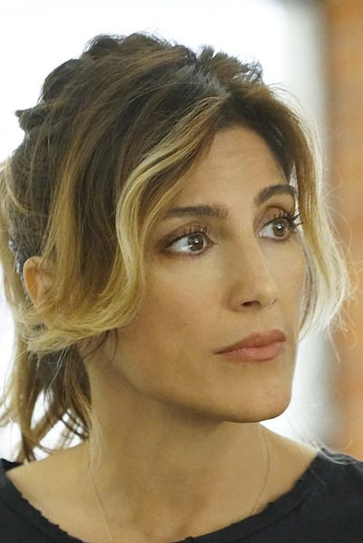 "BuddyTV Slideshow | 'NCIS' Season 14 Premiere Photos: A Deadly Car Explosion and New Team Members ""Jennifer Esposito Plays NCIS Special Agent Alex Quinn""  - NCIS S14"