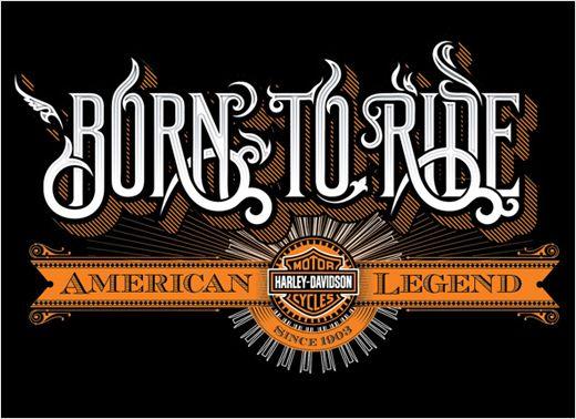 Harley-Davidson-Apparel-Logotype-Typography-Design-Bobby-Haiqalsyah-6