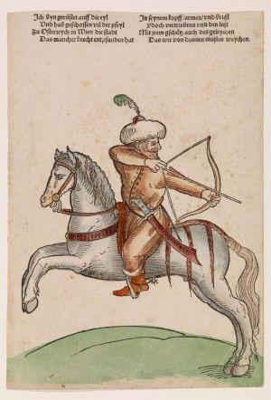 Turkısh Archer-1530