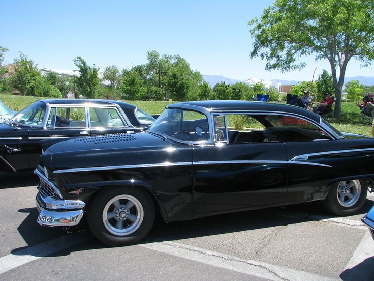 19 best images about 1956 ford customline on pinterest for 1956 ford customline 2 door hardtop