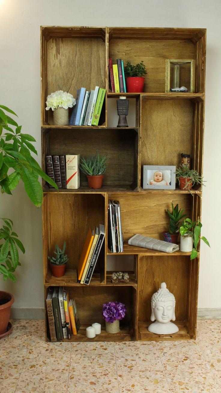 1848 best wood pallets images on pinterest bookshelves book holders and book shelves. Black Bedroom Furniture Sets. Home Design Ideas