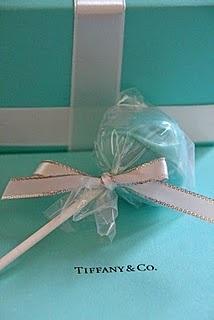 Tiffany Blue Cake Pop Recipe